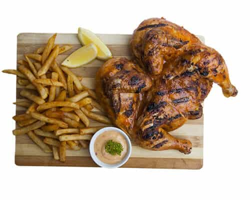 Spice Full Chicken meal