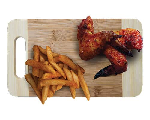2 Wings and Small Chips